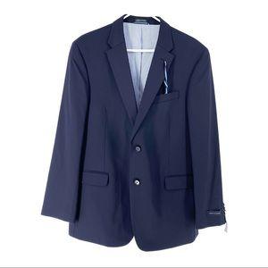 Tommy Hilfiger Men's Nathan Wool Suit - 43R